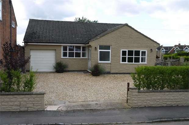 2 Bedrooms Detached Bungalow for sale in West Street, Welford, NORTHAMPTON