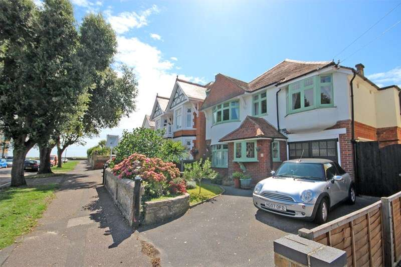 4 Bedrooms Detached House for sale in Grand Avenue, Southbourne, Bournemouth