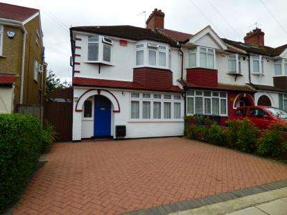 3 Bedrooms End Of Terrace House for sale in Wadham Gardens, Greenford