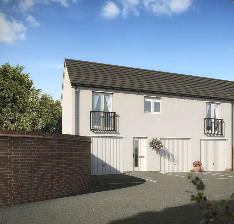 2 Bedrooms House for sale in Derriford, Plymouth