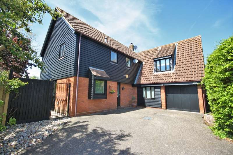 4 Bedrooms Detached House for sale in Acres End, Chelmsford