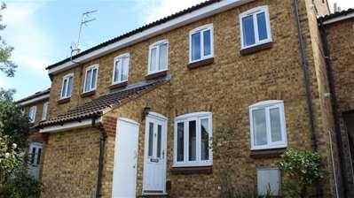 1 Bedroom Maisonette Flat for sale in Dromey Gardens, Harrow Weald