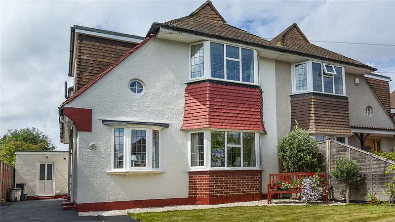 5 Bedrooms Semi Detached House for sale in Selkirk Road, Twickenham, TW2