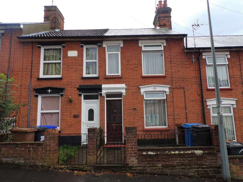 2 Bedrooms Terraced House for sale in Cavendish Street, Ipswich