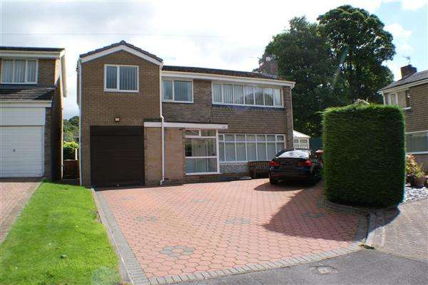4 Bedrooms Detached House for sale in Deanery View, Lanchester