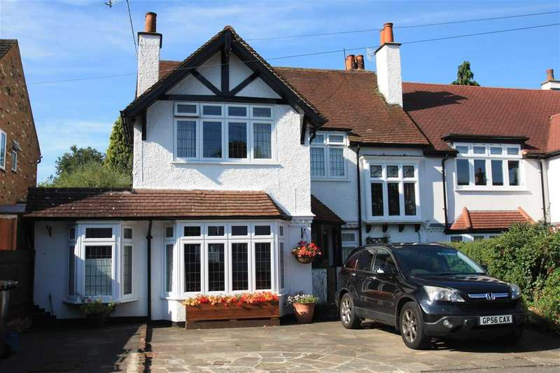 4 Bedrooms Semi Detached House for sale in Silverdale Road, Bushey