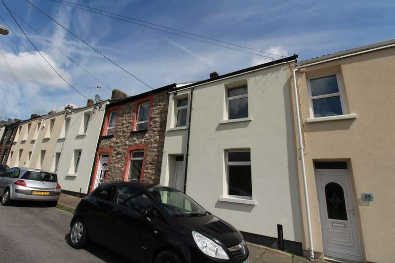 2 Bedrooms Terraced House for sale in Park View, Waunlwyd, Ebbw Vale, NP23
