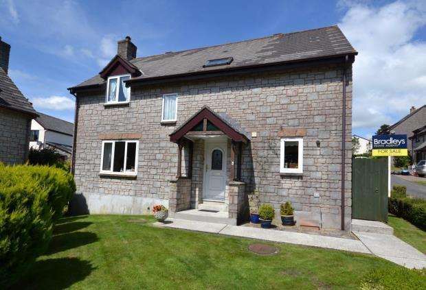3 Bedrooms Detached House for sale in Anvil Court, Venterdon, Callington, Cornwall