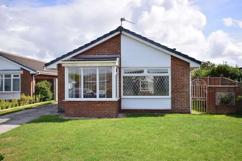 3 Bedrooms Detached Bungalow for sale in Anson Close, Lytham St Annes, FY8