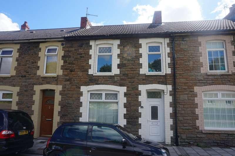 3 Bedrooms Terraced House for sale in Gelligroes Road, Pontllanfraith, Blackwood, NP12
