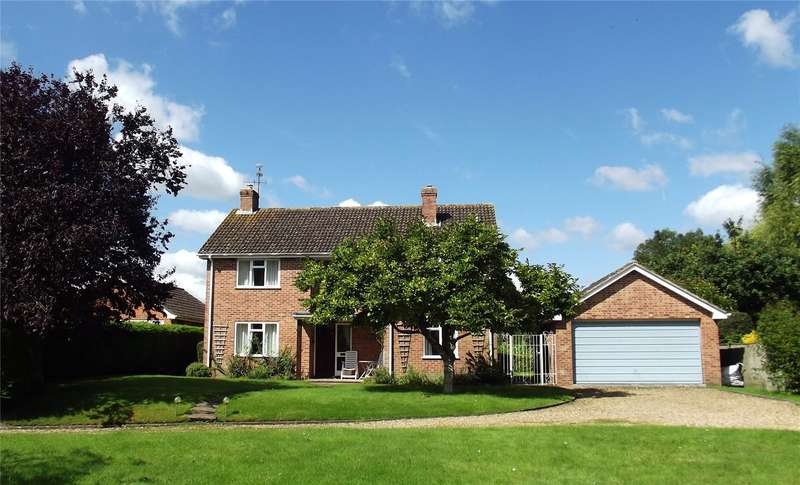 4 Bedrooms Detached House for sale in The Orchard, Easton Royal, Pewsey, Wiltshire, SN9
