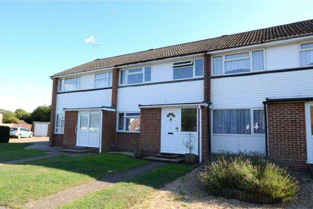 3 Bedrooms Terraced House for sale in Linden Road, Woodley, Reading