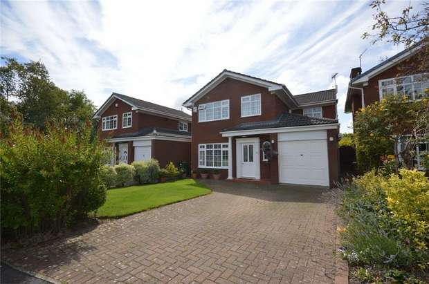 4 Bedrooms Detached House for sale in Orston Crescent, Spital, Merseyside