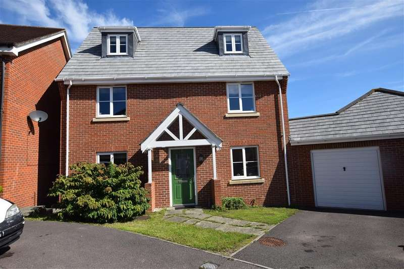 5 Bedrooms Detached House for sale in Ducketts Mead, Shinfield, Reading, RG2