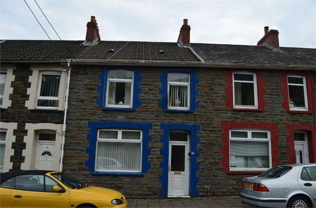 2 Bedrooms Terraced House for sale in Brynmair Road, Aberdare, Mid Glamorgan