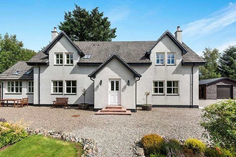 4 Bedrooms Detached House for sale in Fort Augustus, PH32