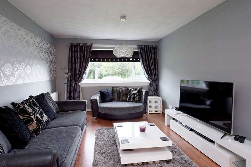 2 Bedrooms Flat for sale in Main Street, Barrhead, Glasgow, G78 1SR