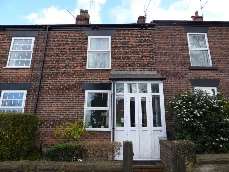 2 Bedrooms Terraced House for sale in School Street, Hazel Grove, Stockport