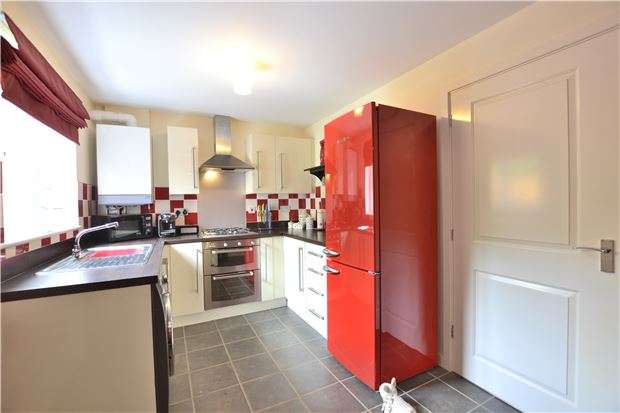 2 Bedrooms End Of Terrace House for sale in Sapphire Way, GL3 4FB