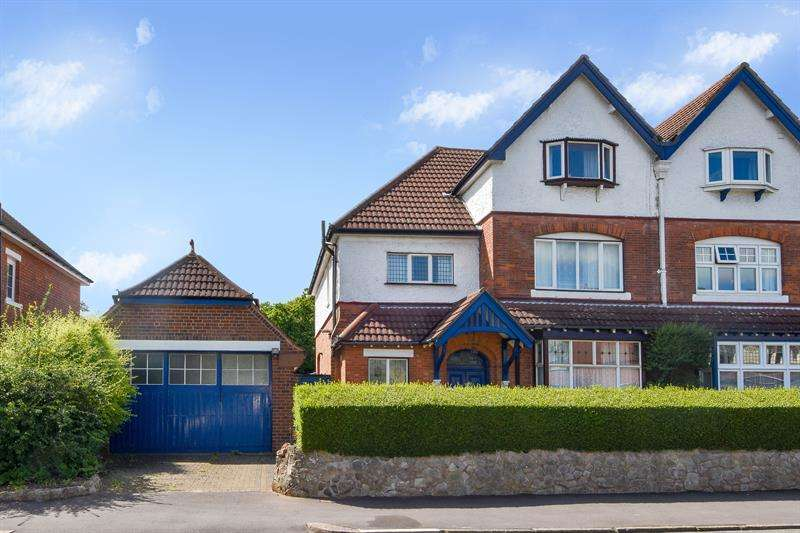 5 Bedrooms Semi Detached House for sale in Norman Road, Northfield, Birmingham