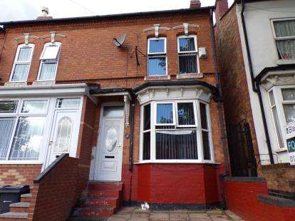 3 Bedrooms Terraced House for sale in Mansel Road, Small Heath, Birmingham