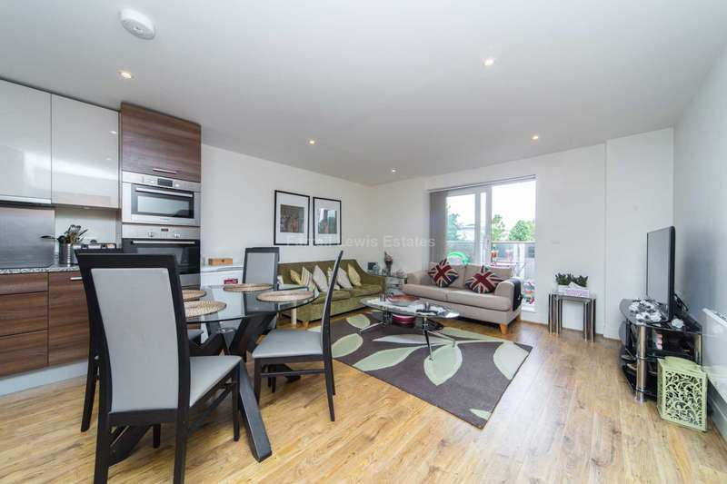 2 Bedrooms Apartment Flat for sale in Napier House, Acton, W3 7FL