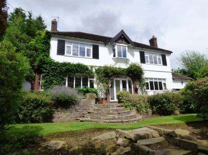 4 Bedrooms Detached House for sale in Park Road, Disley, Stockport, Cheshire