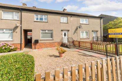 3 Bedrooms Terraced House for sale in Caledonia Road, Ayr
