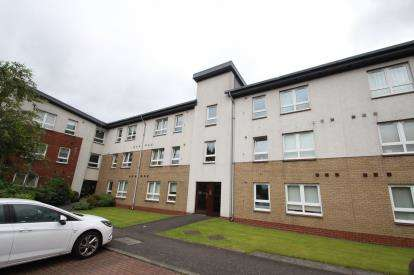 2 Bedrooms Flat for sale in Colston Grove, Bishopbriggs