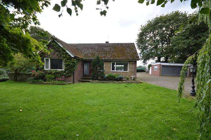 3 Bedrooms Detached House for sale in Batley Road, Kirkhamgate, Wakefield