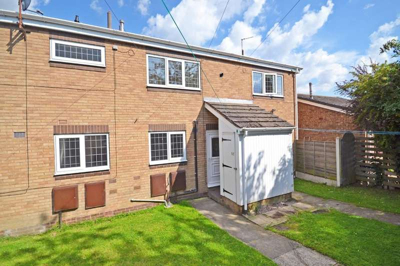 2 Bedrooms Town House for sale in Barnstone Vale, Pinders Heath, Wakefield