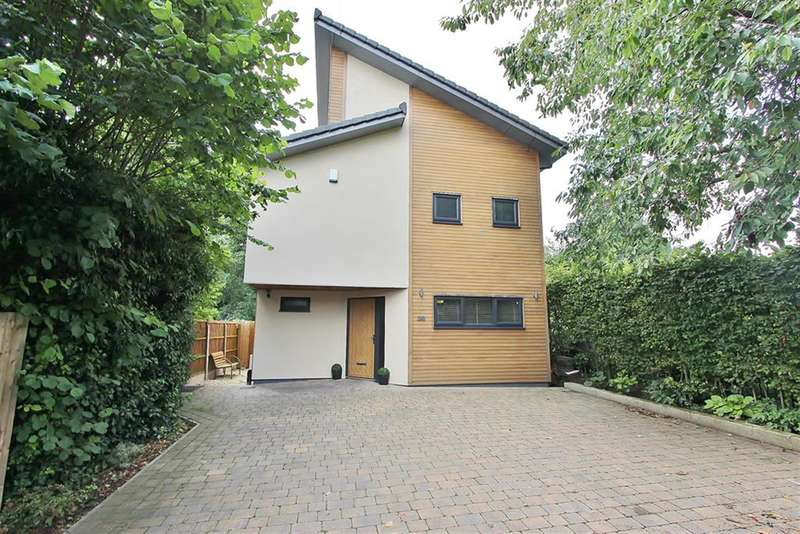 4 Bedrooms Detached House for sale in Badgergate, Low Edges, Chesterfield Road South, Sheffield, S8 8LW