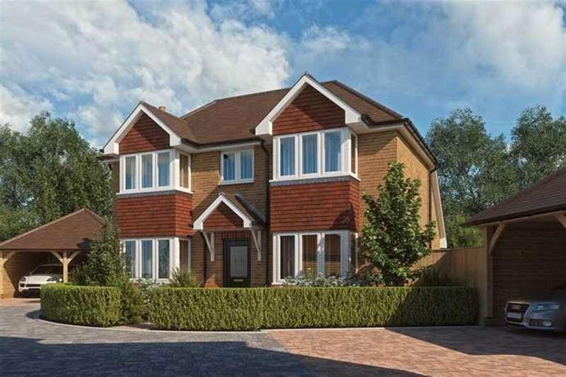 4 Bedrooms Detached House for sale in Rusper Road, Horsham, West Sussex