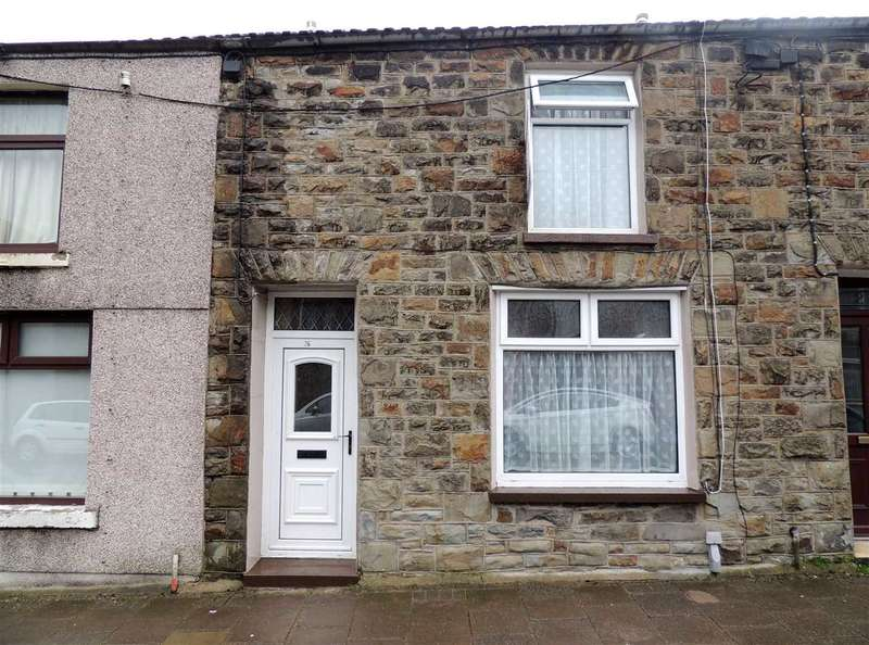 2 Bedrooms Terraced House for sale in Parry Street, Pentre