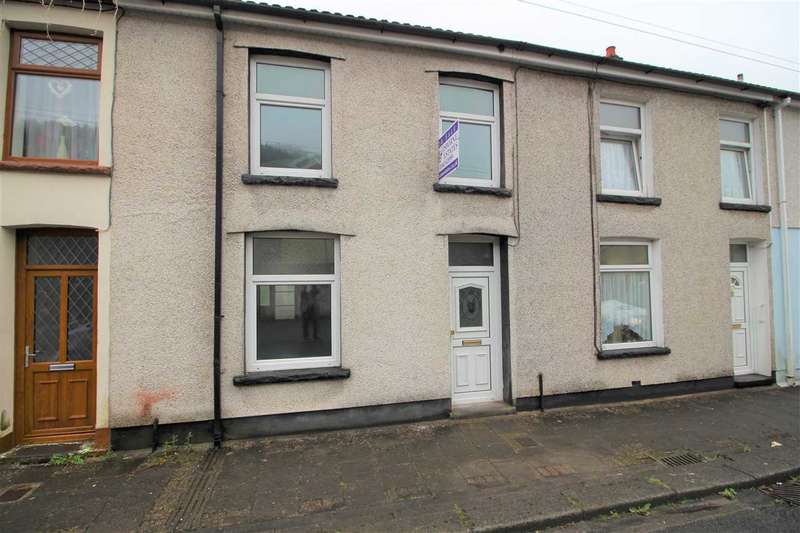 3 Bedrooms Terraced House for sale in Taff Terrace, Clydach, Tonypandy