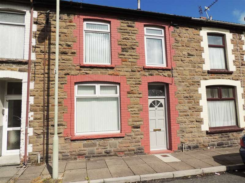 3 Bedrooms Terraced House for sale in Pontrhondda Road, Llwynpia, Tonypandy