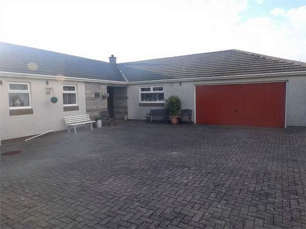 4 Bedrooms Detached Bungalow for sale in Greysouthen, Greysouthen, Cockermouth, Cumbria