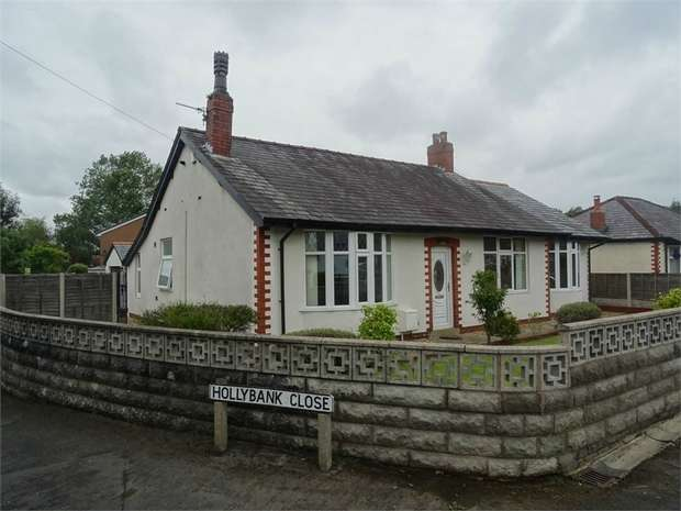 3 Bedrooms Detached Bungalow for sale in Tag Lane, Ingol, Preston, Lancashire