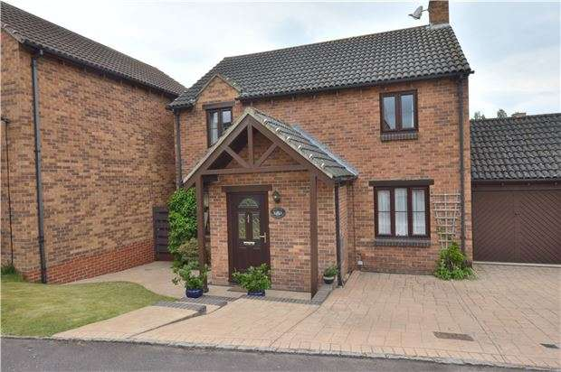4 Bedrooms Detached House for sale in Blackthorn End, CHELTENHAM, Gloucestershire, GL53 0QB