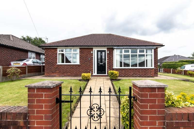 3 Bedrooms Bungalow for sale in Green Lane North, TImperley, Greater Manchester, WA15
