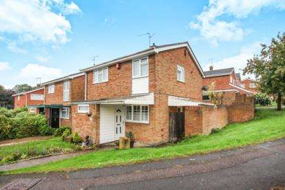4 Bedrooms Detached House for sale in Roslyn Way, Houghton Regis, Dunstable, Bedfordshire