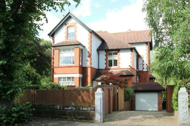 6 Bedrooms Detached House for sale in Leicester Road, Hale