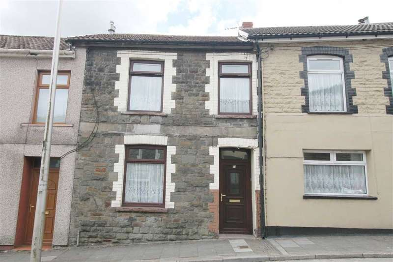4 Bedrooms Terraced House for sale in Court Street, Clydach Vale, Tonypandy