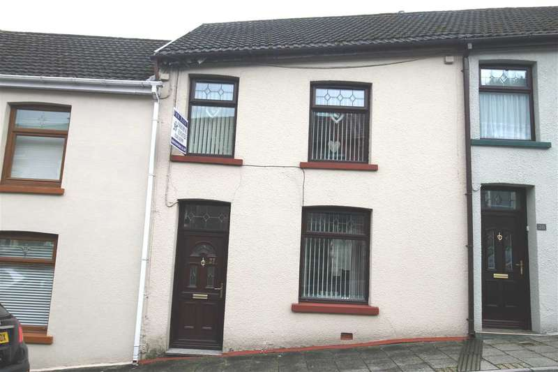 3 Bedrooms Terraced House for sale in Charles Street Tonypandy, Tonypandy