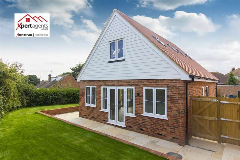 3 Bedrooms Detached House for sale in Rosemary Gardens, Broadstairs