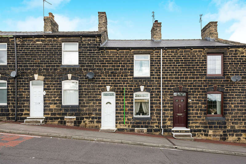 2 Bedrooms Property for sale in Thorncliffe Lane, Chapeltown, Sheffield, S35
