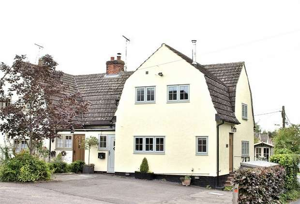 3 Bedrooms Cottage House for sale in Great Bardfield, Braintree, Essex
