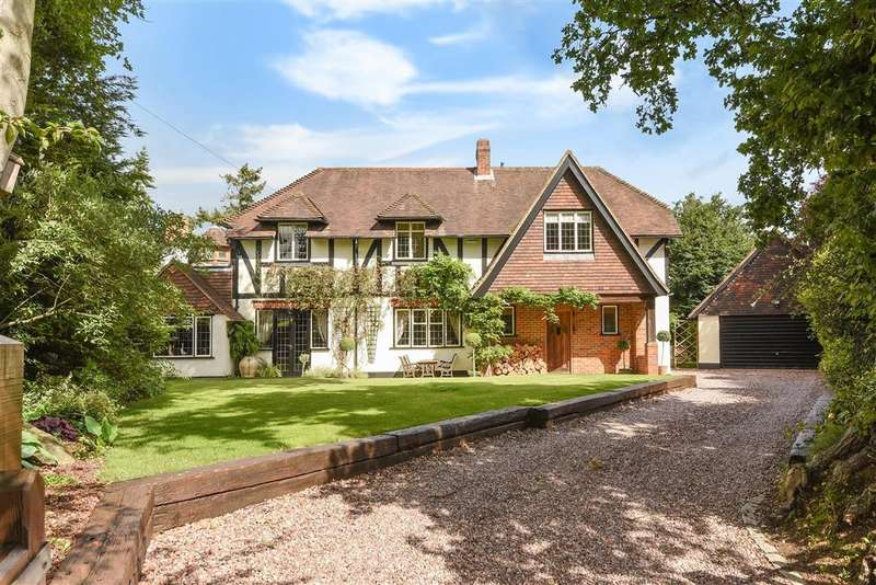 4 Bedrooms Detached House for sale in Old Bath Road, Sonning, RG4