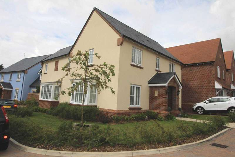 4 Bedrooms Detached House for sale in Cecily Avenue, Braintree