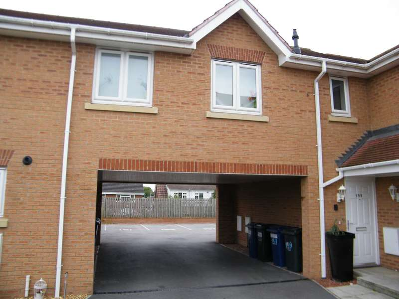 1 Bedroom Apartment Flat for sale in Sunningdale Way, Gainsborough